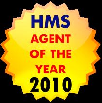 HMS AGENT AWARD