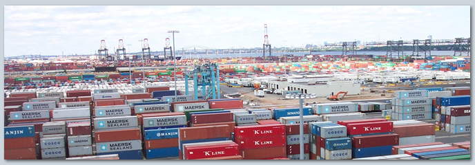 International Container Yard